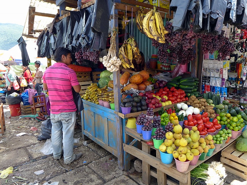 Mercado en San Cristobal d.L.C.