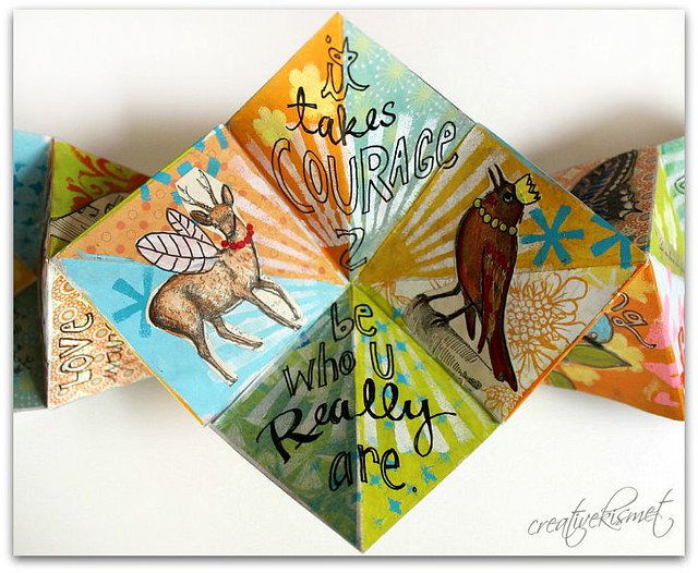 Art journal by Regina Lord