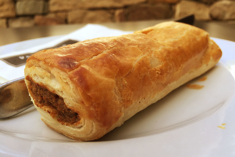 Sausage roll, Pattison's Patisserie