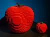 Lego Art of the Brick exhibit by stshank