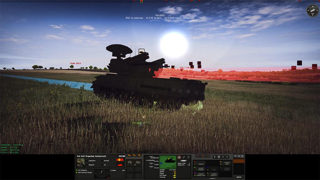 8_Combat_Mission_Black_Sea_War_Movie_ADVANCED_mode