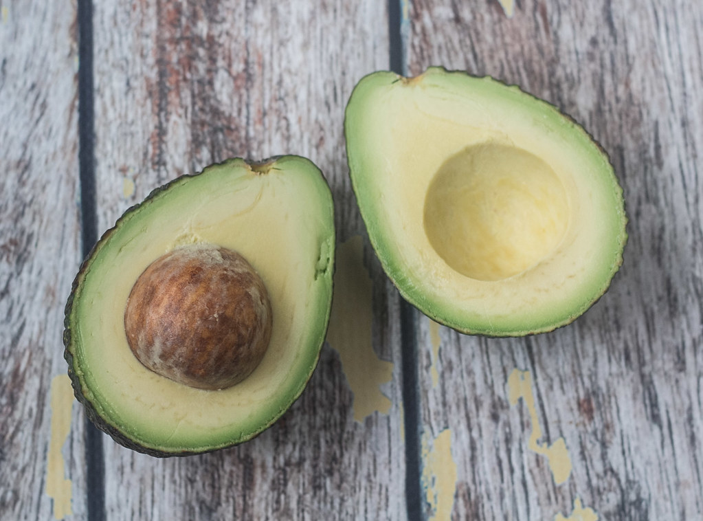 Laks med sesam og avokado/mangosalsa (4)