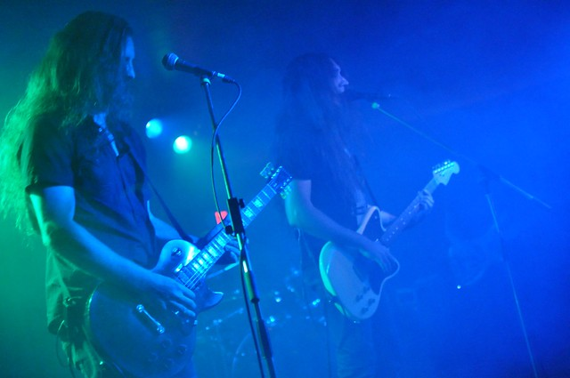 Alcest at Mavericks