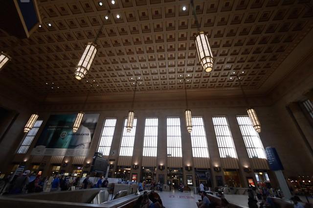 日, 2015-09-06 23:35 - Philadelphia 30th Street Station