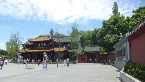 CH-Chengdu-Temple Taoiste (1)