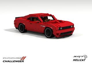Dodge Challenge SRT Hellcat (2015)