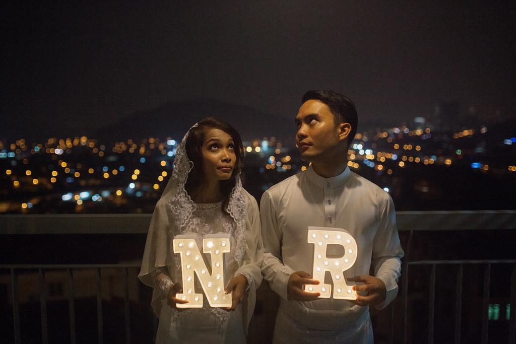 Ruzaini + Nadia 1000