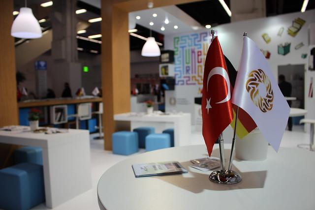 Turquie - Frankfurt Buchmesse 2015