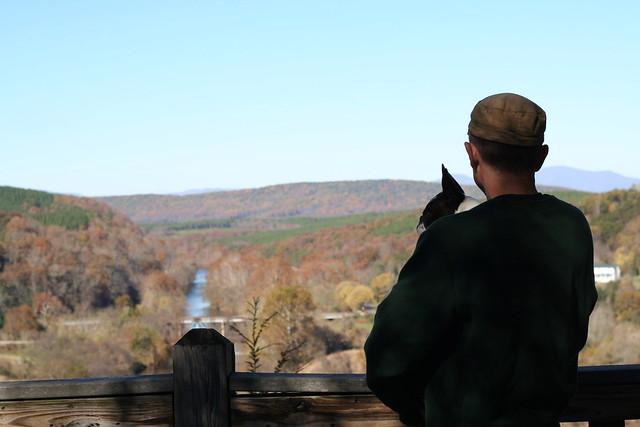 James River State Park Cabin 2015