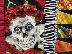 Day of the Dead detail 2