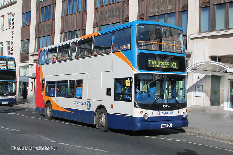 Stagecoach 18064 WA04CRJ
