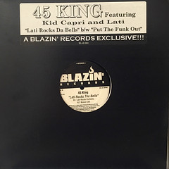 45 KING:LATI ROCKS DA BELLS(JACKET A)