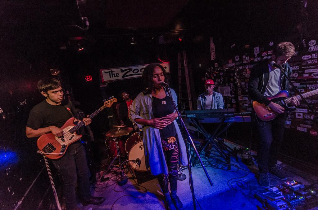 Mesonjixx | Zoo Bar | 10/29/2015