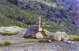 Tende [F], 1999, Il Parco del Mercantour, il Monte Bego e le incisioni rupestri della Valle delle Meraviglie.