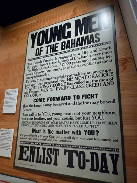 young men of the Bahamas
