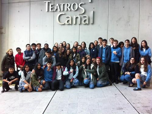 3º E.S.O. - Teatros del Canal