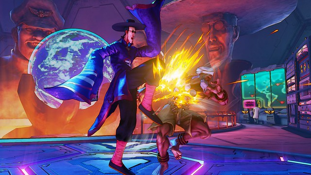 Street Fighter V, Image 03