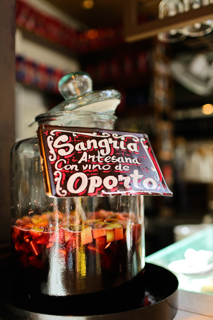 Don't forget to try Sangria in Spain! Each place has their own recipe. Also see the other 15 Spanish foods you must try.