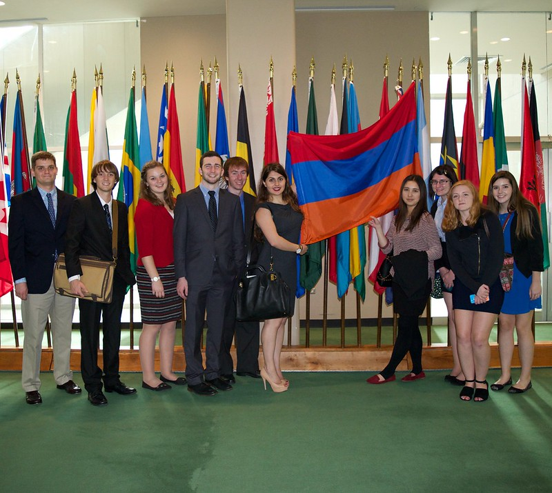 EI Visits the UN Headquarters in New York City