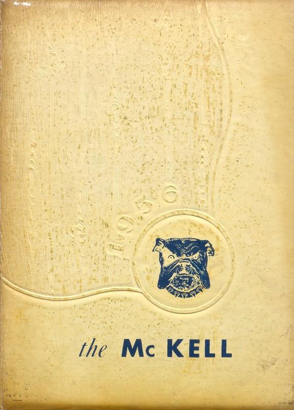 1956 McKell High School Yearbook