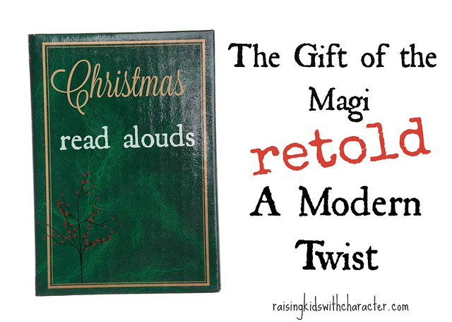 Christmas Read Alouds: The Gift of the Magi Retold
