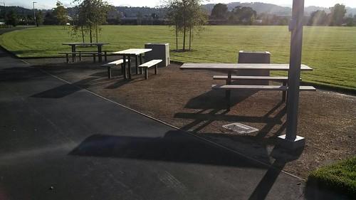 Picnic Areas - Bay Meadows Park