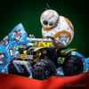 BB-8 : What BB-8 got for Christmas!