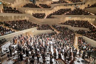 Obraz Elbphilharmonie. elbphilharmonie hamburg concerthall konzerthaus ndrelbphilharmonieorchester konzert concert