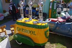 Mobile Energol Pumps