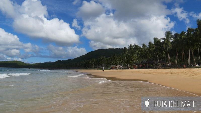 Palawan El Nido Port Barton Filipinas (4)