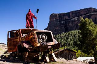 La cathedrale & berber kayaks
