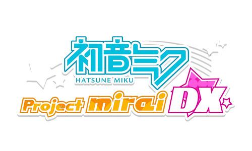 Hatsune Miku: Project Mirai DX logo