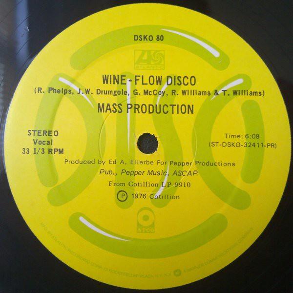 mass production_wine flow disco_12