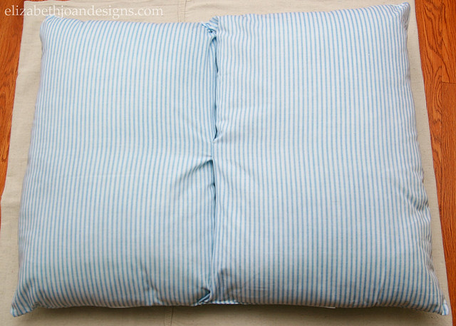 Measuring Pillow Size