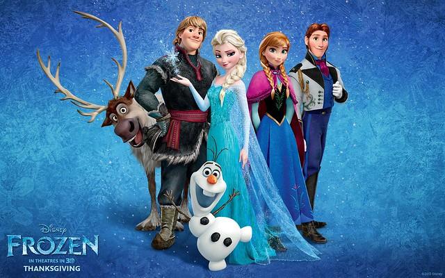 Gambar 3 untuk 7 Pelajaran Hidup dari Film Frozen