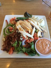 COBB SALAD 1800 CAFE CONCORD CA.