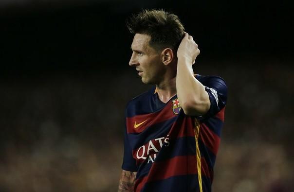 Messi será suplente ante Atlético de Madrid