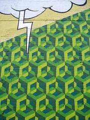 textile(0.0), maze(0.0), net(0.0), circle(0.0), flooring(0.0), art(1.0), pattern(1.0), mosaic(1.0), symmetry(1.0), line(1.0), design(1.0),