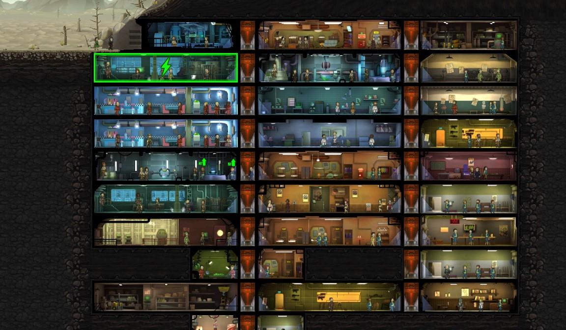 FalloutShelter Vault 66