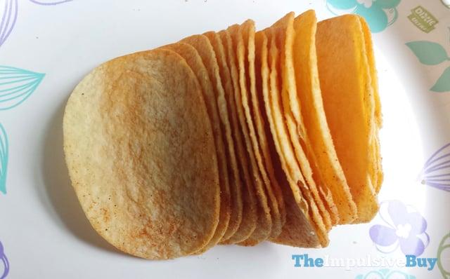 Pringles Exclusive Flavor Bourbon Barbecue Chicken 3
