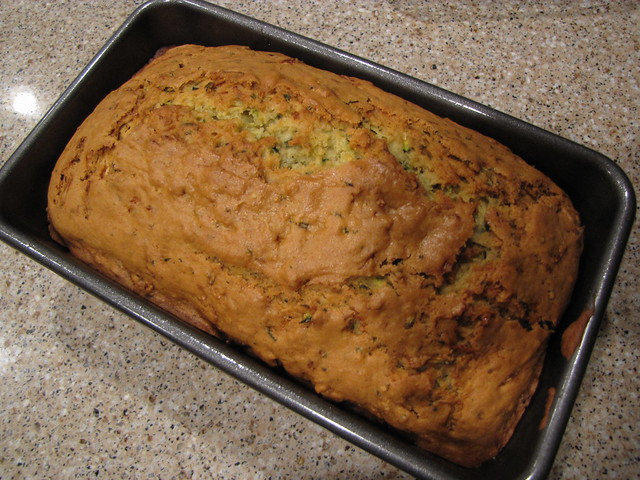 Rosemary Lemon Zucchini Bread - Idiot's Kitchen