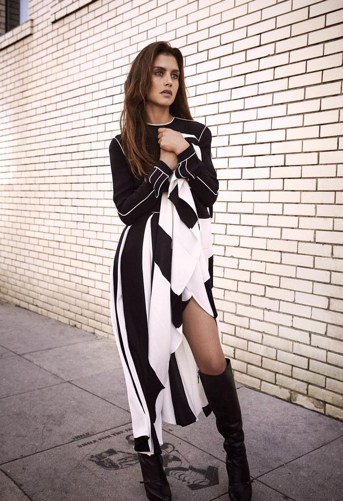 Ханна Уэр — Фотосессия для «Flaunt» 2015 – 3