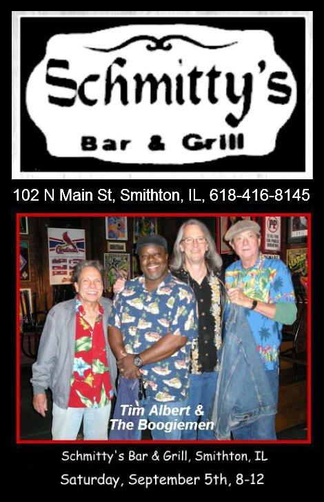 Schmitty's Bar & Grill 9-5-15