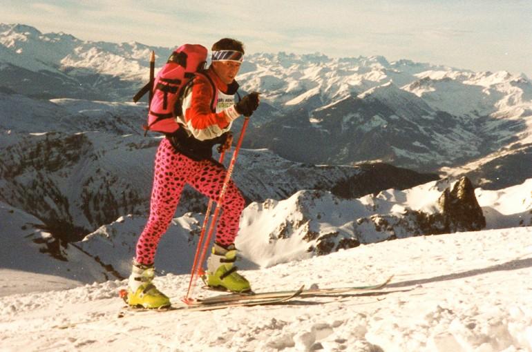 ROBO GÁLFY - legenda evropského skialpinismu