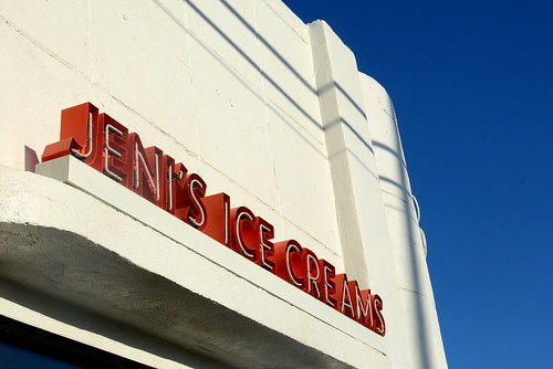 Jeni's Splendid Ice Creams - Los Feliz - Los Angeles