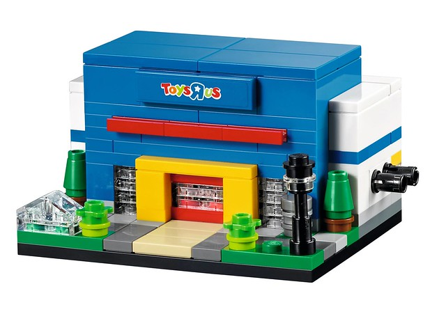 LEGO Toys R Us Bricktober 2015: 40144 - Bricktober Toys R Us Store