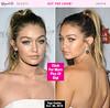 Gigi Hadid's Playful High Ponytail & Nude Lip — Get The Look