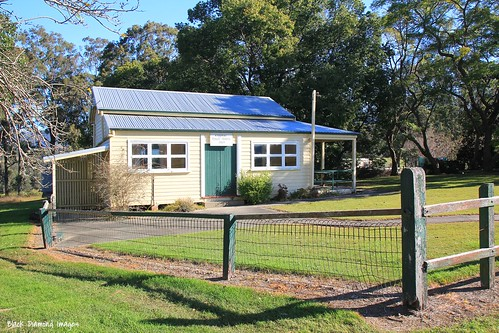 Kimbriki School 1869 (Near Mt George), Manning Valley, NSW
