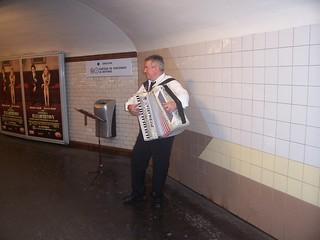 Accordion-playing dude
