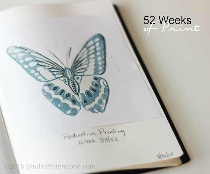 52 Weeks of Print: 33/52